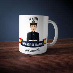 Taza Infantes de Marina