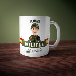 Taza Militar