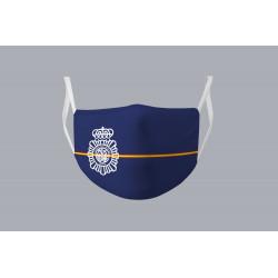 Mascarilla Policía Nacional