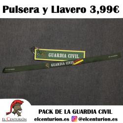Llavero y Pulsera Guardia...