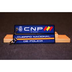 Llavero CNP