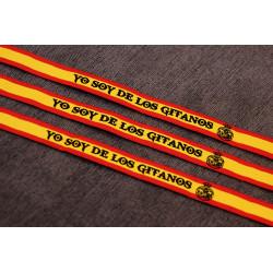 Pulsera LOS GITANOS (España)