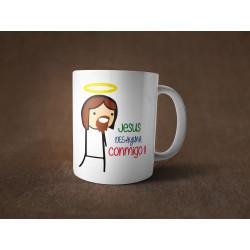 """Taza Cofrade """"Jesus..."""